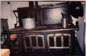 coal fired stove