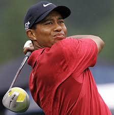 a picture of tiger woods