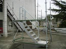 aluminum staircases