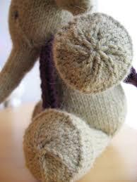 knit toy pattern