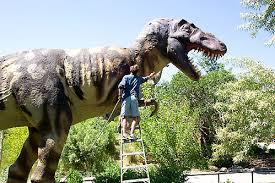 dinosaur size