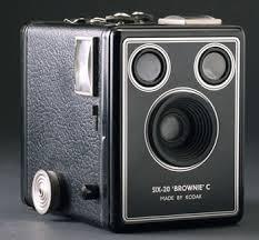 brownie box cameras