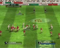 rugby computer games