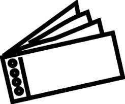 clip art tickets