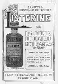 listerine ads
