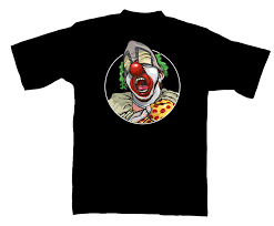 clown tshirts