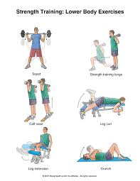muscle strength exercises