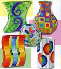 vase art