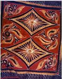 batik tapestries