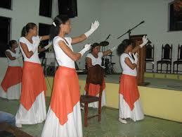 coreografias evangelicas