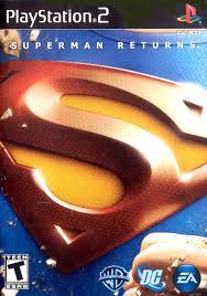 superman playstation