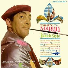 dean martin french style