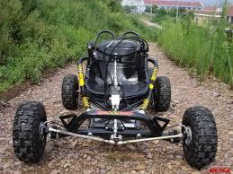 dirt track go karts