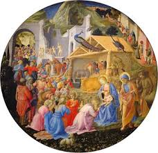 adoration of the magi fra angelico