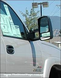 chevy towing mirror