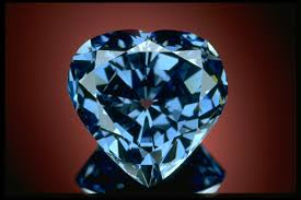 blue heart pictures