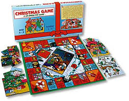 christmas board games