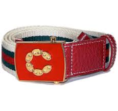 crooks and castles belt