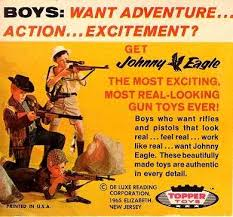old toy guns