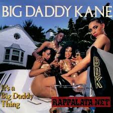 Big Daddy Kane - Wrath Of Kane