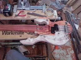 homemade bass guitars