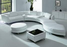 contemporary white furniture