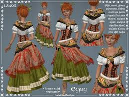 gypsy outfit