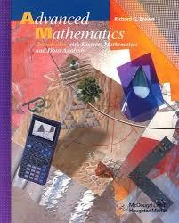 advanced mathematics books