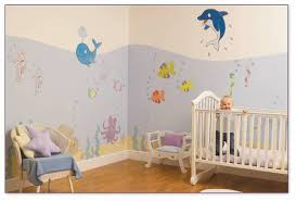 baby nursery decoration ideas