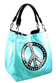aqua purses