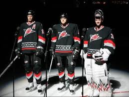 carolina hurricanes alternate jersey