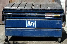 bfi dumpsters