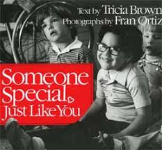 someone special just like you