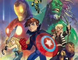 New Next Avengers Trailer