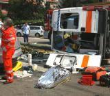 incidente ambulanze