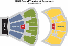 mgm grand theater foxwoods