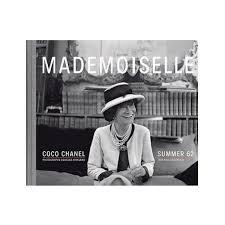 mademoiselle de chanel