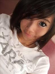 girl short haircut