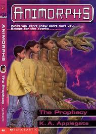 animorphs book 1