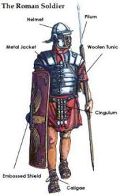 roman soldiers armour