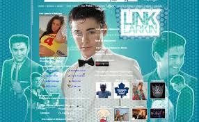 link larkin hairspray