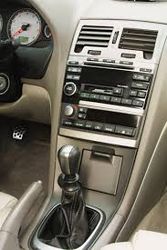 2003 nissan altima interior