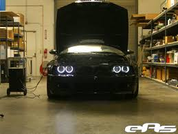 bmw led angel eye