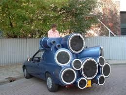 car audio box