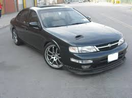 nissan maxima supercharged