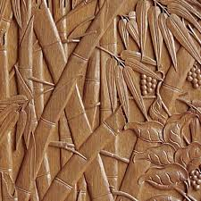 bamboo carvings