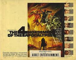 four horsemen of the apocalypse movie