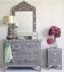 inlaid furniture