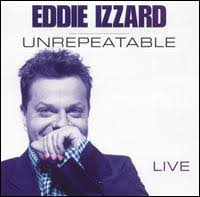 izzard unrepeatable