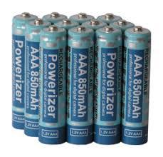 batterie aaa